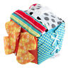 Early Educational Kids Learn to Dress Block Toy - Cloth Cube Toys