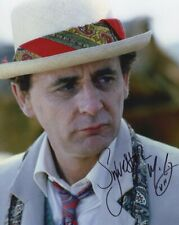 Doctor Who Autograph: SYLVESTER McCOY (The Doctor) Signed Photo
