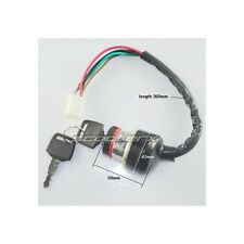 6 Wire Ignition Switch for 49Cc 50Cc 150Cc 250Cc Moped Scooter Sunny Roketa ATV