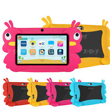 7 inch XGODY 16GB Android 8.1 Kids Tablet PC WiFi Quad-Core Dual Cam Bundle Case