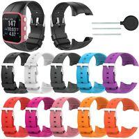 Silicone Bracelet Montre Bande Sangle pour Polar M400 M430 GPS Smart Sport Watch