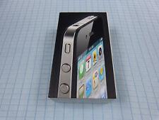 Apple iPhone 4 16GB Schwarz.Frei ab Werk!Gebraucht! Ohne Simlock! OVP! #93