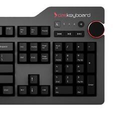 Das Keyboard 4 Professional Clicky MX Blue Mechanical DASK4MKPROCLI Keyboards
