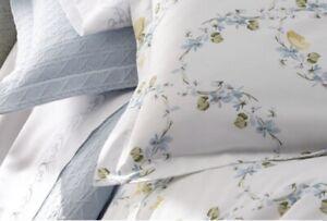 Sferra Botanico 1480 Long Staple Cotton Percale Print King Set