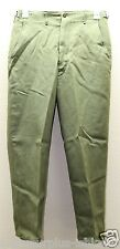 M-1951 Wool OD Field Trousers size Small Regular W 26 to 32in x L 28in M7108