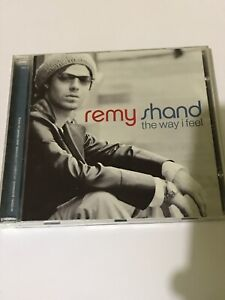 REMY SHAND THE WAY I FEEL CD 2001 UNIVERSAL RECORDS