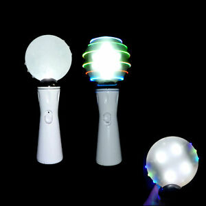 Light-Up Comet Spinner Toy Kids Sensory Children Kids Torch Wand Flashing Sphere