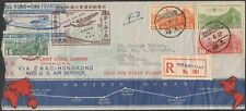 *1937 A FFC from Shanghai to Canada