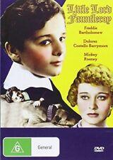Little Lord Fauntleroy DVD CLASSIC New Sealed Australia Region 4