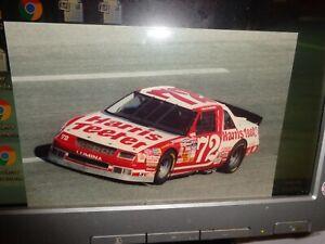 1993 John Andretti #72 Harris Teeter Chevrolet Vintage NASCAR Postcard Handoutu