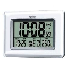 Digital Plastic Desk, Mantel & Carriage Clocks