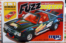 1980 Plymouth Volare Duster Roadrunner 2´n1, 1:25, MPC 843 nuovamente NUOVO 2016