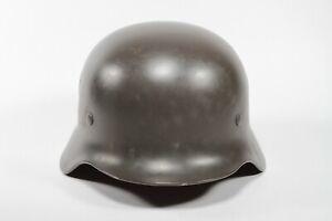 Wehrmacht M40 Stahlhelm 2 WK ? Replika? TOP Zustand