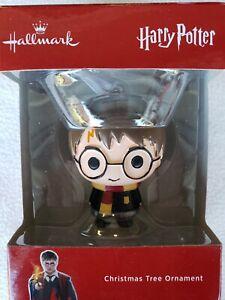 Hallmark 2017 Harry Potter Christmas Ornament Red Box