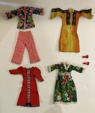 Lot Of Vintage Kenner Blyhte Doll Clothes & Shoes