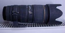 Sigma 70-200mm F/2.8 APO DG HSM lens canon fit