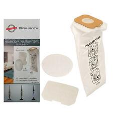 ZR005001 Sacchetti Rowenta Comfortline Slimline + Powerline 5 sacchi + 2 filtri