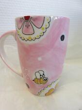 Mila Design - Edle Tasse  * Biene * Kaffeetasse
