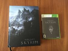 The Elder Scrolls V: Skyrim Game and Collectors Guide (Microsoft Xbox 360, 2011)
