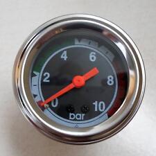Manometer Öldruckanzeige Öldruckmanometer Anzeige Traktor Oldtimer 52 mm MF