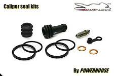 Suzuki RV 125 Van Van front brake caliper seal repair rebuild kit L2 2012
