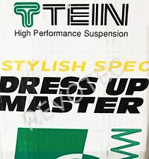 """Tein S. Tech Lowering Springs For 2014-2016 Toyota Corolla 1.8L FWD 1.8""""/2.0"""""""