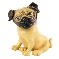 Little Paws Podge Pug Dog Figurine NEW in GIFT BOX