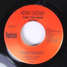 Country 45 Kenny Chesney - The Tin Man / I Finally Found Somebody On Capricorn