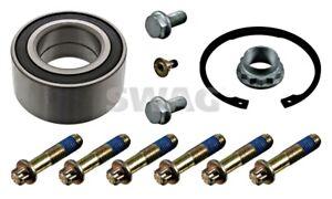 SWAG Wheel Bearing Kit Rear Axle Fits MERCEDES W129 W124 R129 Sedan 1299800416