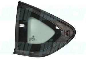 BMW X4F26 Rear Fixed Window Green Glass LH ESG 51377335513