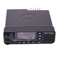 MOTOROLA XPR 5550, UHF 450-512 MHZ, 1-40 WATT, 1000 CHANNEL RADIO AAM28TRN9KA1AN