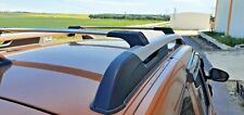Silver Roof Rack Cross Bars For Ford Turneo Courier 2012-2020