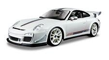 Burago 1.18 Porsche 911 GT3 RS 4.0 Diecast Model.
