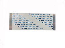 2 Pcs. 54pin L=300mm  AWM 20624 80C Ribbon Cable laptop same side 0.50mm  54 pin