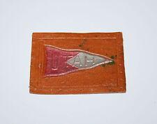 Cigarettes Tobacco Premium Utah University College Leather Pennant 1910 Nice