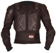 STERN MOTOCROSS MX BIKE ENDURO BODY ARMOUR PROTECTION SUIT JACKET BLACK 3XL