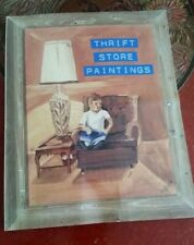 Thirft Store Paintings, cult classic, out of print, low price