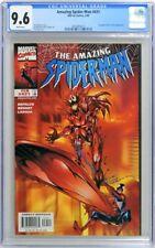 AMAZING SPIDER-MAN 431 CGC 9.6 1998 CARNAGE SILVER SURFER