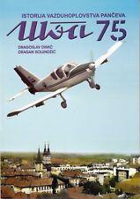 UTVA 75 basic trainer in the Yugoslav Air Force