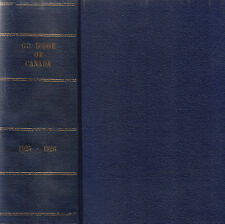 PROCEEDINGS OF THE GRAND LODGE OF CANADA 1925-1926 MASONIC MASONRY