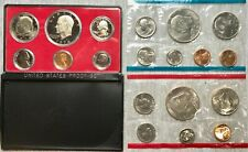 1974-P, D UNC and 1974-S PRF Coin Sets