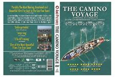 Camino Voyage DVD Epic 2,500km Modern Day Celtic Odyssey Released 08/11/2019