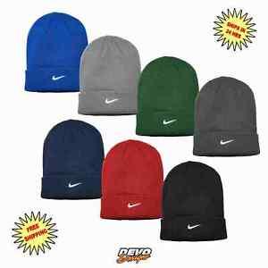Nike Beanie Sideline Beanie Winter Dri-Fit Acrylic Hat Cap 867309 - Pick a Color