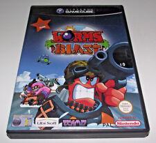 Worms Blast Nintendo Gamecube PAL *Complete*