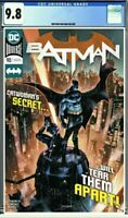 BATMAN #90 (DC,2020) 1st FULL DESIGNER, CATWOMAN SECRET 1ST PRINT   CGC 9.8
