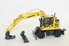 Uh 8083 Komatsu Wheel Excavators Pw 148-10 Mobile Bagger with Quick-Change 1:50