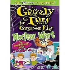 Grizzly Tales For Gruesome Kids - Nuclear Wart (DVD, 2013)