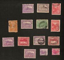 Tasmania 1902-12 Mixed Lot of 14 Stamps