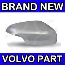 Volvo C30 S40 V50 (07-08)(Matt Chrome) Right Hand Door Mirror Back Cover /Casing