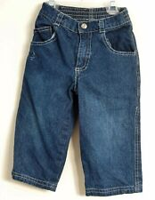 U.S. Polo Assn. Size 2T Blue Front Zipper Denim Jeans